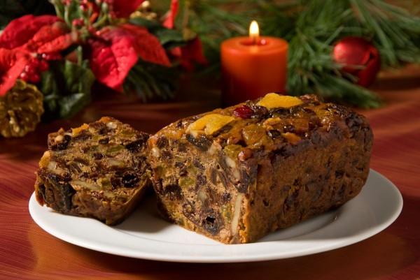рождественский пирог по-американски