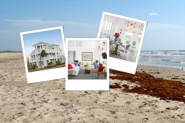 Пляжный дом на побережье