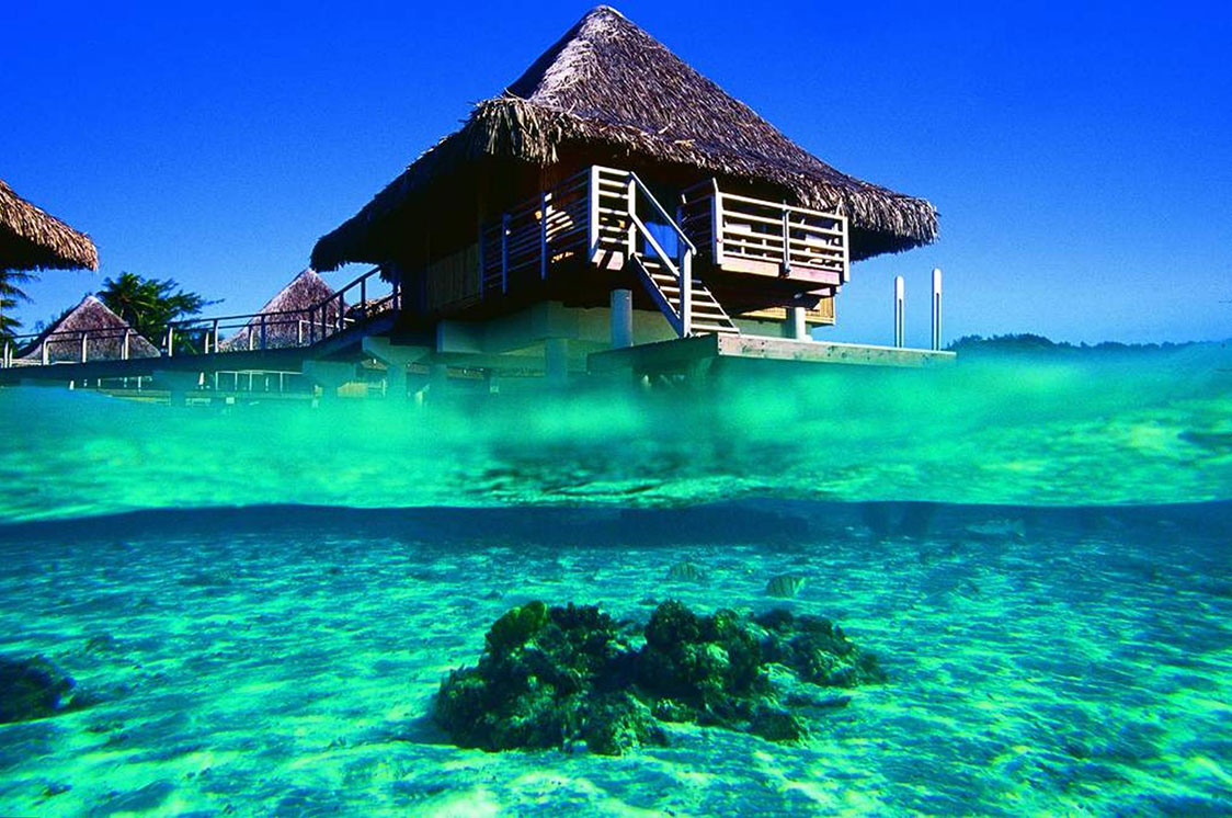 2014-05-Beautiful-Underwater-Bungalows-French-Polynesia-Wallpaper-HD