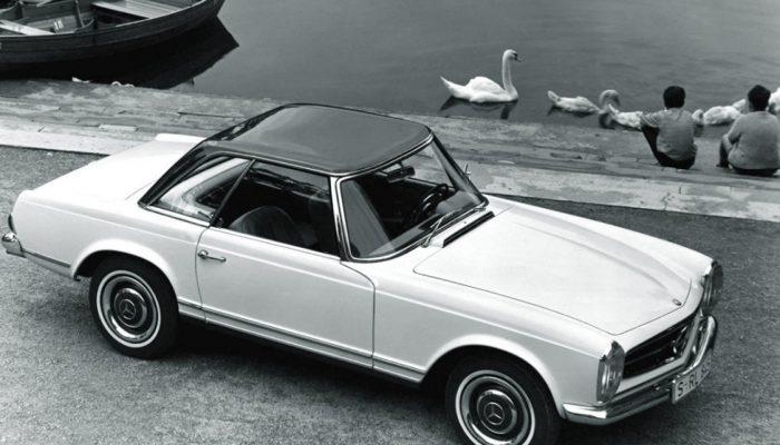 Mercedes_SL-Class_Roadster_1966