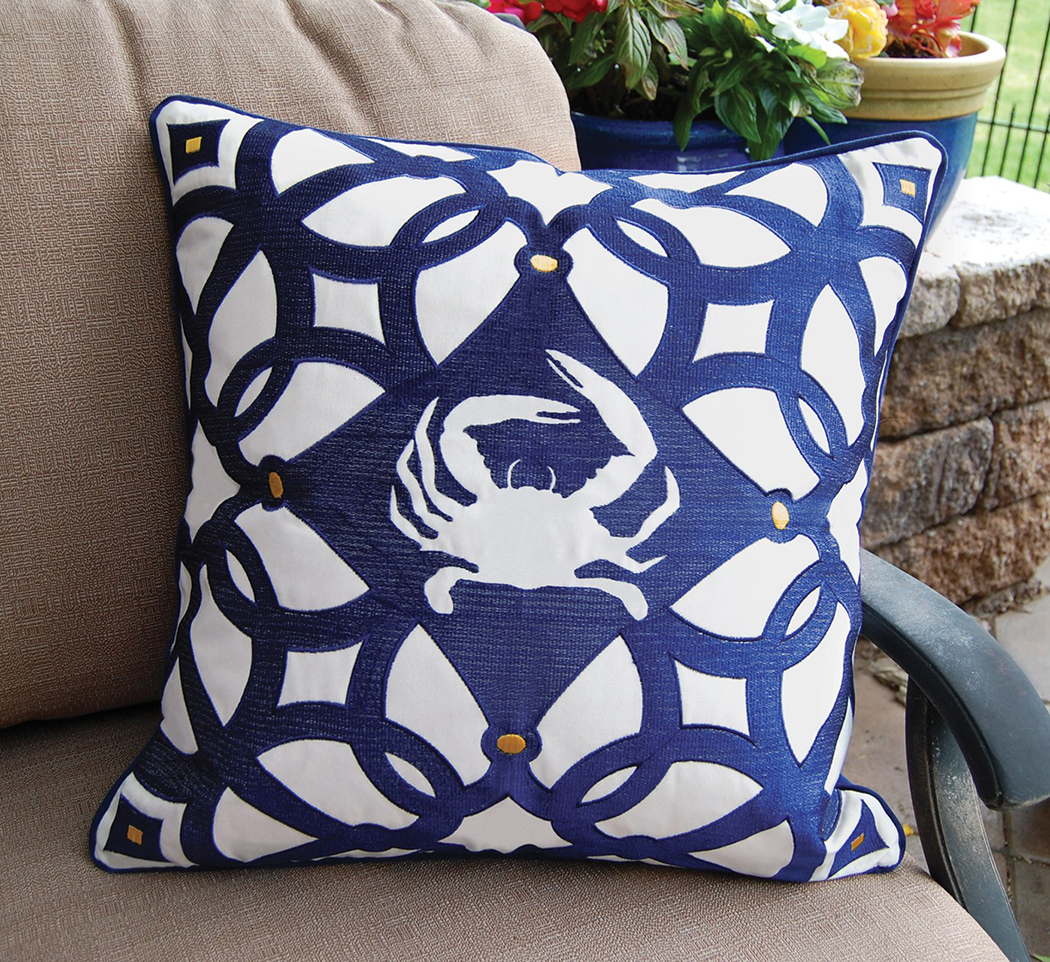decorating-ideas-stunning-white-and-navy-blue-crab-cushion-and-accessories-for-living-room-decoration-agreeable-pictures-of-blue-crab-decoration-for-home-interior-design-ideas