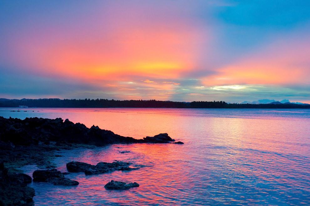 океан Филиппинских островов