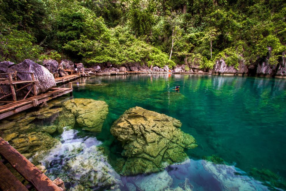 пруды на Филиппинах