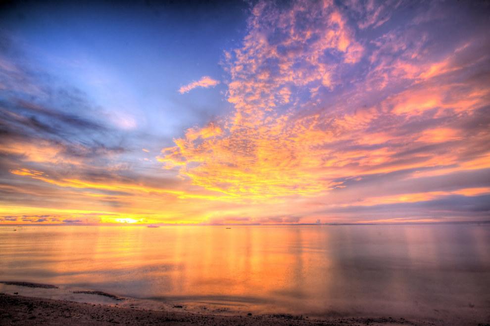 филиппинское небо