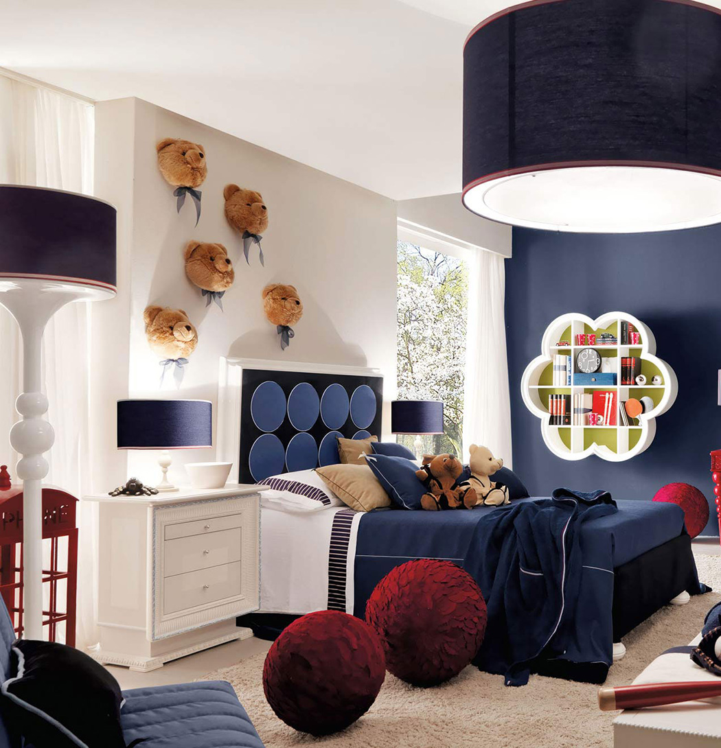 navy-blue-modern-kids-room