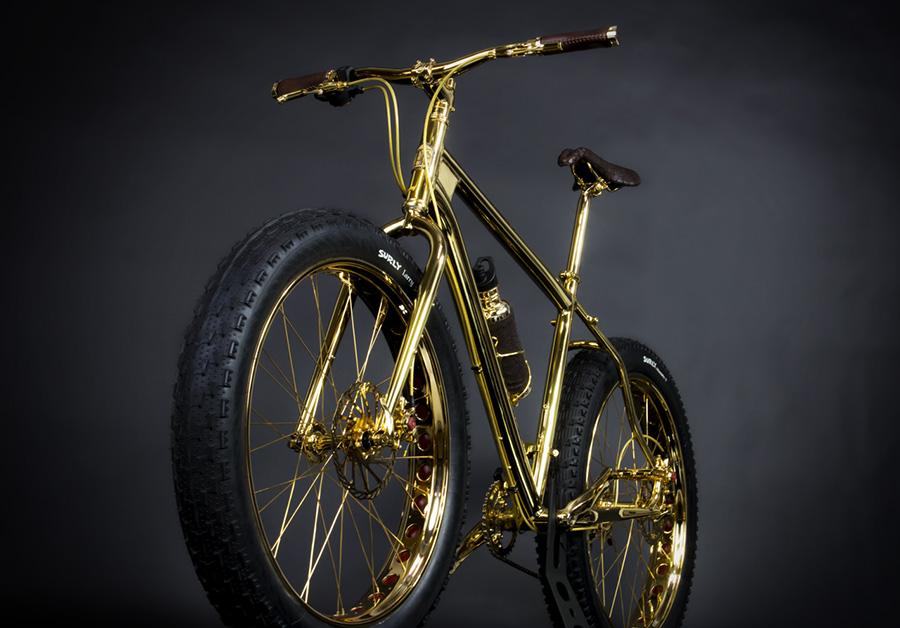 самый дорогой горный велосипед