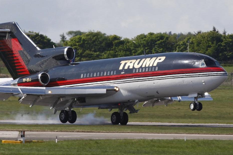 полет в частном самолете
