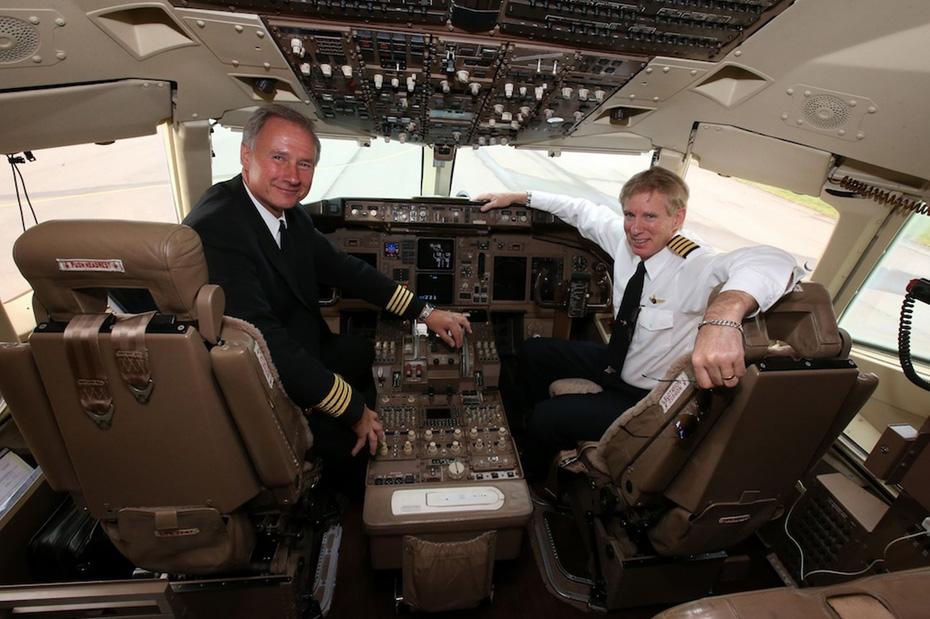 бизнес полет