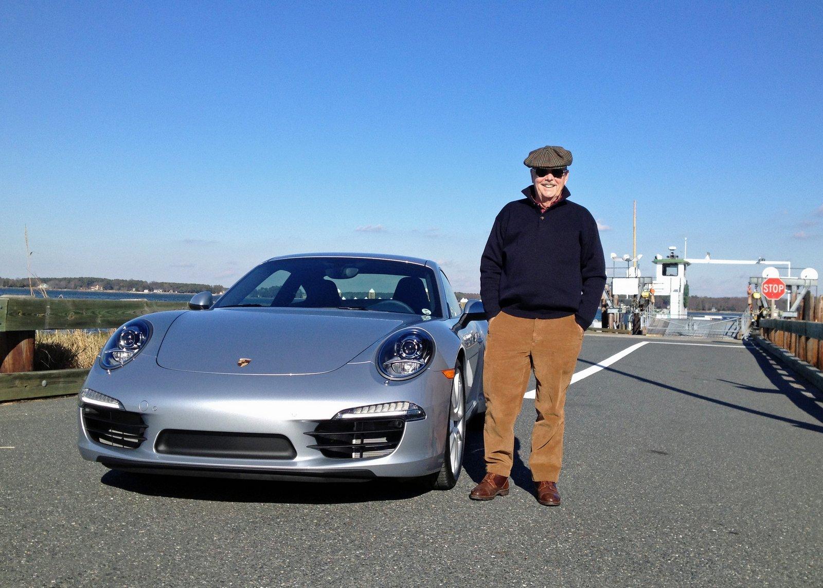 62-Mike & New Porsche 3 12-12-13