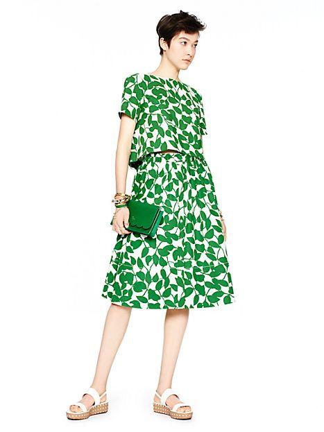 Kate Spade юбка и топ