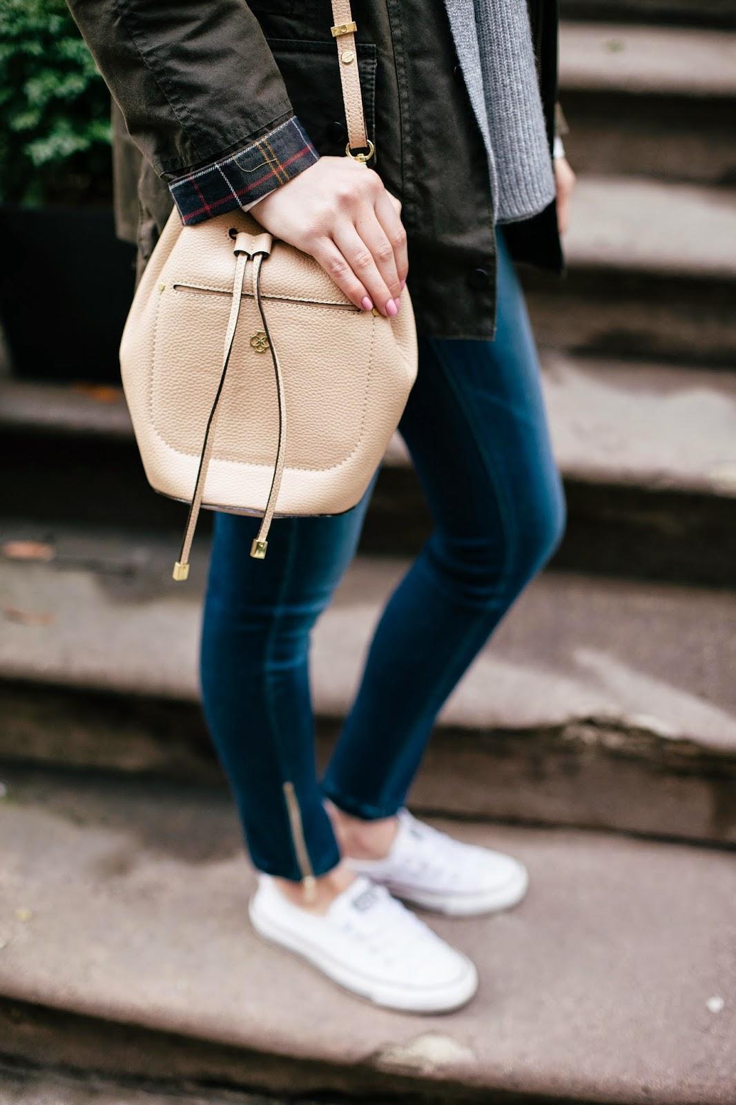 Ann Taylor Bucket Bag