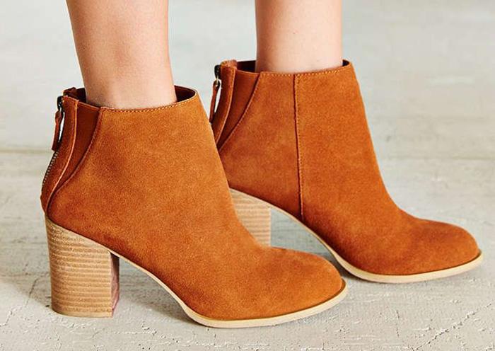 Обувь осень 2015