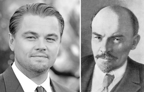 Леонардо Ди Каприо мечтает о роли Ленина