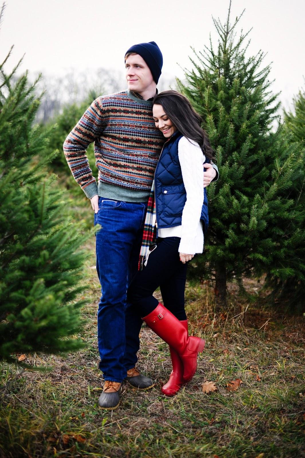Christmas Tree Farm Connecticut