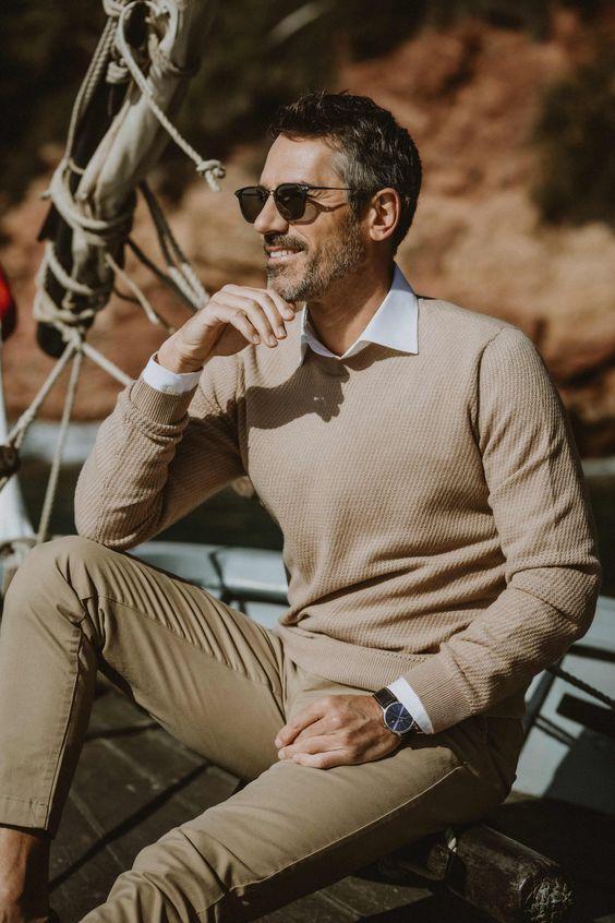 свитер из кашемира